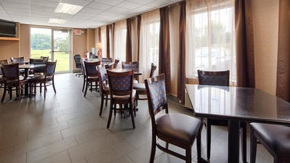 Restaurant | Best Western Adena Inn