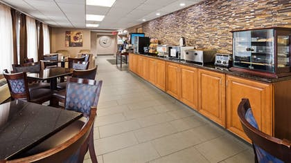 Breakfast Area | Best Western Adena Inn