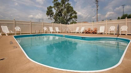 Pool | Best Western Adena Inn