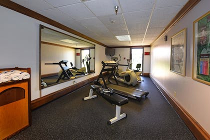 Fitness Facility | Best Western Plus Ahtanum Inn