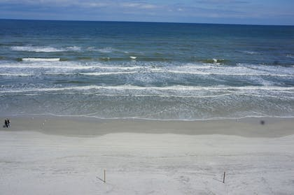 View from Hotel | Holiday Inn Express & Suites Oceanfront