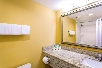 Bathroom | Holiday Inn Express & Suites Oceanfront