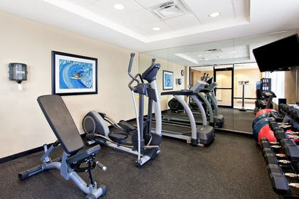 Fitness Facility | Holiday Inn Express & Suites Oceanfront