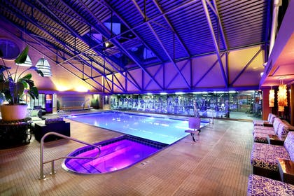 Indoor Pool | Amway Grand Plaza, Curio Collection by Hilton
