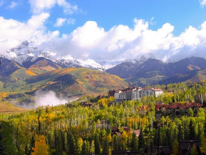 Mountain View | The Peaks Resort and Spa