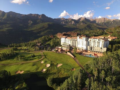 Aerial View | The Peaks Resort and Spa