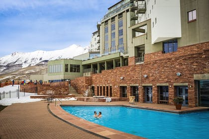 Outdoor Pool | The Peaks Resort and Spa