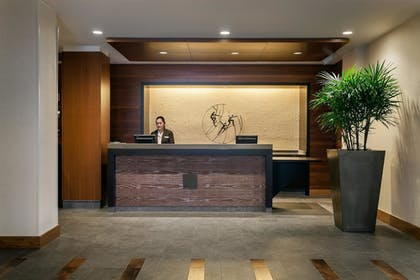 Reception |  | DoubleTree by Hilton San Francisco Airport