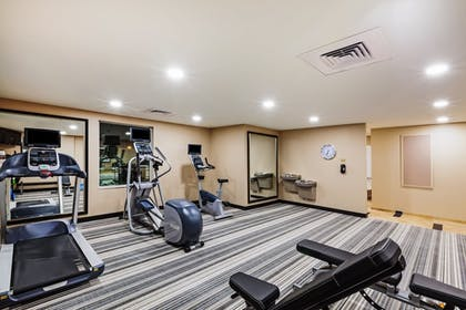 Fitness Facility | Candlewood Suites Lenexa - Overland Park Area