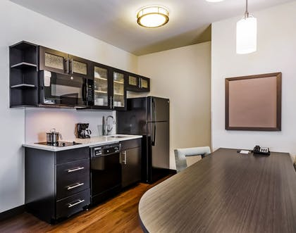 In-Room Amenity | Candlewood Suites Lenexa - Overland Park Area