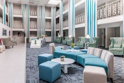 Featured Image | The Blu Hotel, an Ascend Hotel Collection Member