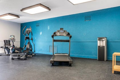 Fitness Facility | The Blu Hotel, an Ascend Hotel Collection Member