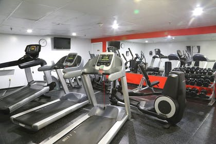 Gym | Hotel 1620 Plymouth Harbor
