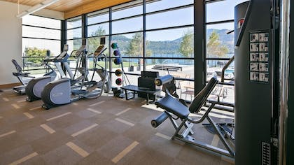 Fitness Facility | Best Western Plus Hood River Inn