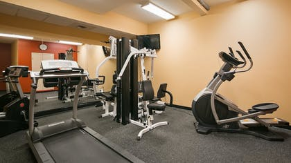 Fitness Facility | Best Western Plus The Inn at Horse Heaven
