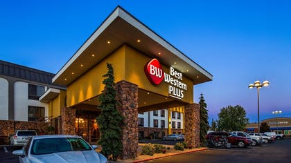 Featured Image | Best Western Plus Olympic Inn