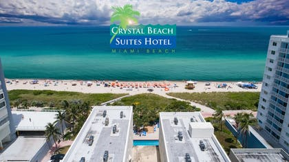 Beach/Ocean View | Crystal Beach Suites Hotel