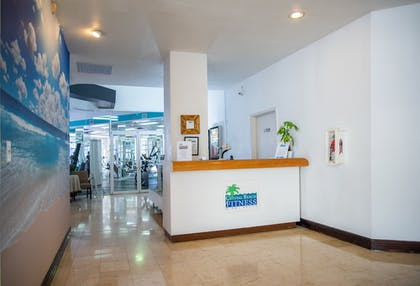 Fitness Facility | Crystal Beach Suites Hotel
