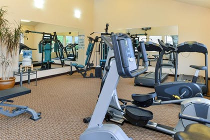Sports Facility | Best Western Plus Landmark Inn