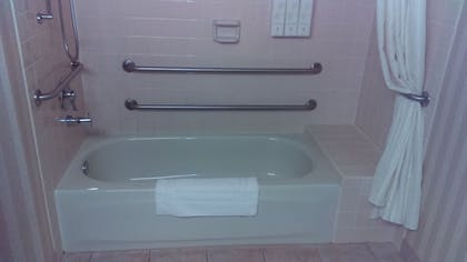 Bathroom | Best Western Plus Landmark Inn