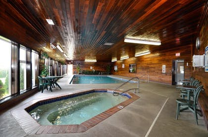 Spa | Best Western Plus Landmark Inn