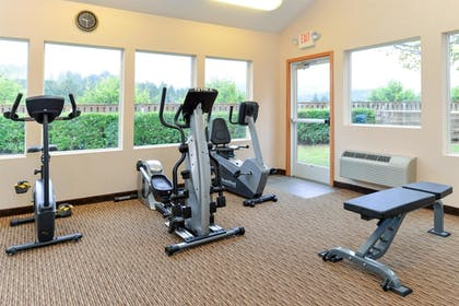 Gym | Best Western Plus Landmark Inn