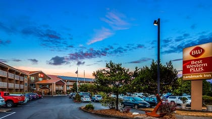 Featured Image | Best Western Plus Landmark Inn