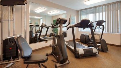 Fitness Facility | SureStay Plus Hotel by Best Western Brandywine Valley