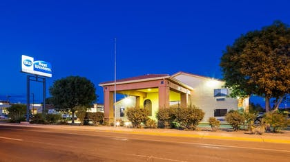 Hotel Front | Best Western Socorro Hotel & Suites
