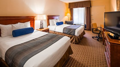 Room | Best Western Plus Cary Inn - NC State