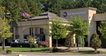 Exterior | Best Western Plus Cary Inn - NC State
