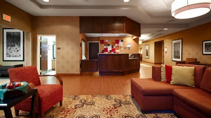 Lobby | Best Western Plus St. Paul North/Shoreview