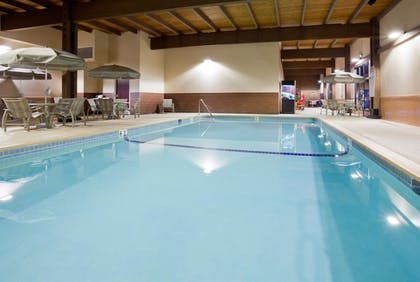 Indoor Pool | Best Western Plus St. Paul North/Shoreview