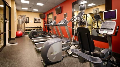 Fitness Facility | Best Western Plus St. Paul North/Shoreview