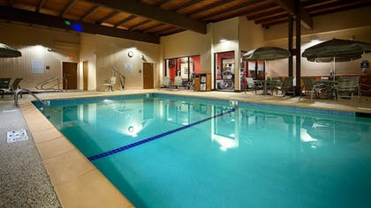 Pool | Best Western Plus St. Paul North/Shoreview