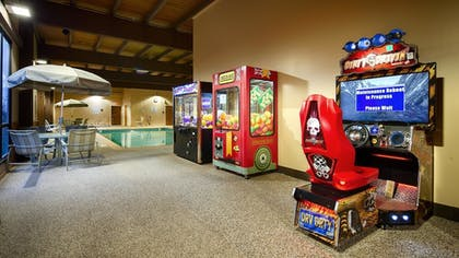 Game Room | Best Western Plus St. Paul North/Shoreview