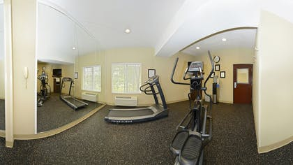 Gym | Best Western Plus Prairie Inn