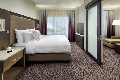 | Deluxe Suite, 1 Bedroom (King) | Residence Inn by Marriott at Anaheim Resort/Convention Cntr