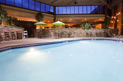 Pool | Holiday Inn Bloomington Airport South Mall Area
