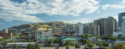 City View | Sheraton Salt Lake City Hotel