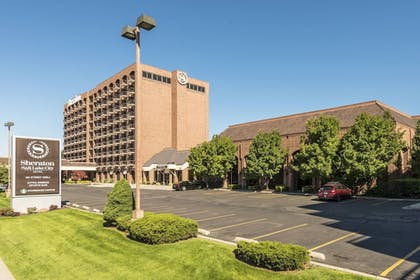 Exterior | Sheraton Salt Lake City Hotel
