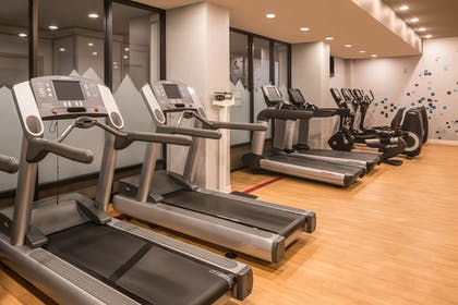 Sports Facility | Sheraton Salt Lake City Hotel