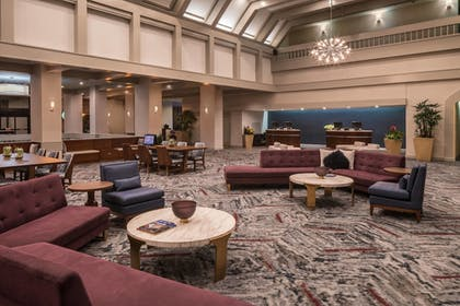 Lobby | Sheraton Salt Lake City Hotel