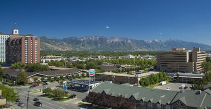 Mountain View | Sheraton Salt Lake City Hotel