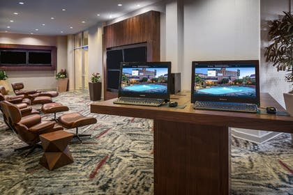 Business Center | Sheraton Salt Lake City Hotel