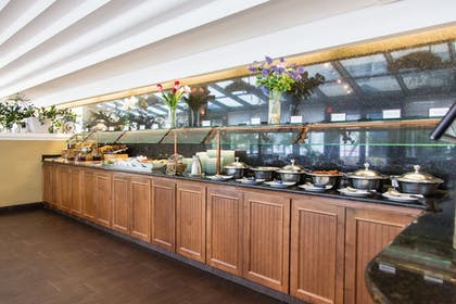 Breakfast buffet | Hilton Melbourne Rialto Place