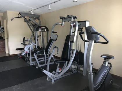 Fitness Facility | Best Western Inn Of Palatka