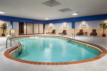 Indoor Pool | Wyndham Springfield City Centre