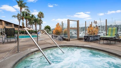 Pool | Best Western Plus Island Palms Hotel & Marina