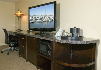 In-Room Amenity | Best Western Plus Island Palms Hotel & Marina